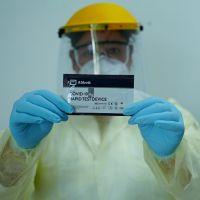 Se aplicaron 2 mil 400 pruebas COVID-19 a maestros en Morelia