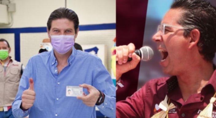 En Morelia, se declaran ganadores Iván Pérez y Alfonso Martínez