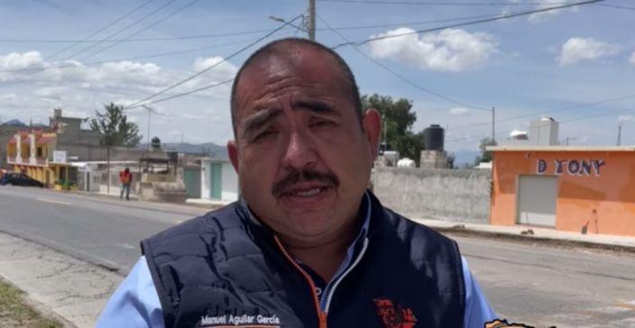 Ejecutan al presidente municipal de Zapotlán de Juárez, Hidalgo