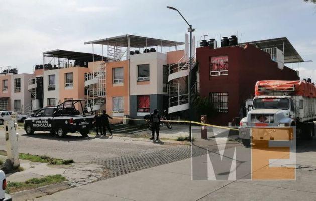 Matan a hombre fuera de su casa en Uruapan