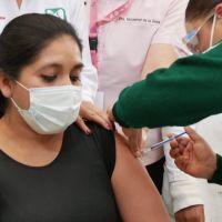 Población de 40 a 49 años ha recibido 481 mil 909 dosis de vacuna anti COVID-19