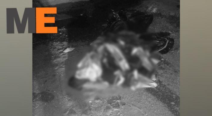 Localizan un cuerpo en la vía pública de Jacona, Michoacán