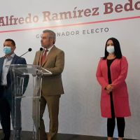 Descarta equipo de transición de Alfredo Ramírez visitar Aguililla antes del 1 de octubre