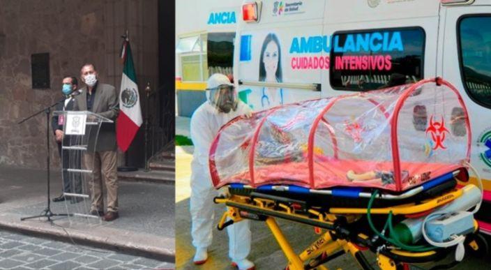 Morelia vuelve a semáforo rojo, cancelan eventos masivos