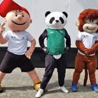 Estos son los mejores memes de Pandemio, el panda que baila en la vacunación de CDMX