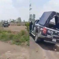 Persona que grabó a policías de Ecatepec teniendo relaciones podría ir a la cárcel