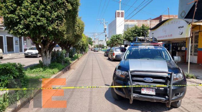 Motociclista es asesinado a balazos en la colonia Nueva España