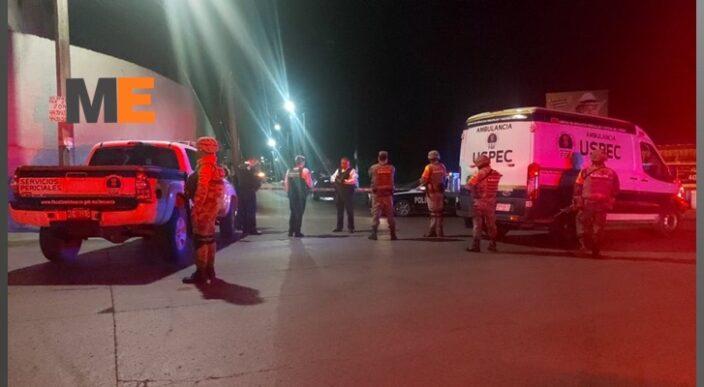 Automovilista es muerto a tiros en el acceso a La Aldea, Morelia