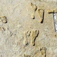 Descubren huellas humanas más antiguas, de hace 23 mil años