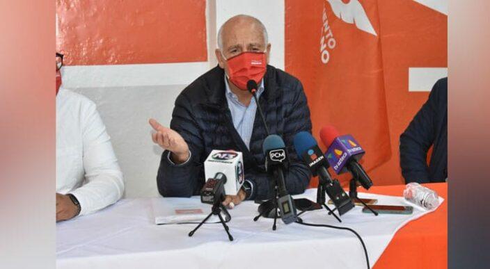 Margarita López no es la titular de esa diputación; es Movimiento Ciudadano