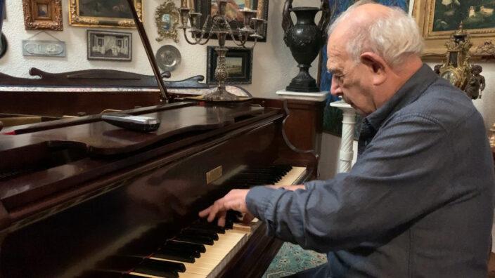 La música es un salvavidas: José Alfonso Mier