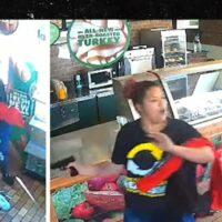 Evita robo y es despedida cuando el video del asalto se hace viral