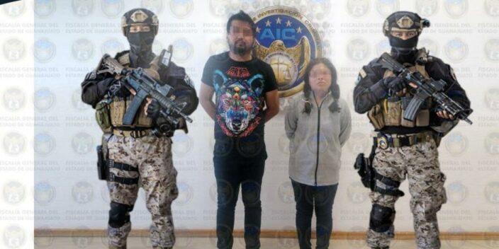 Detienen a pareja por paquete bomba en Guanajuato; una deuda millonaria supuesto móvil del ataque