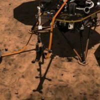 Es detectado por la NASA un temblor en Marte con una duración de más de una hora