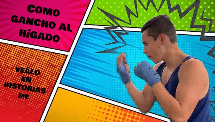 Como gancho al hígado; jóvenes boxeadores sin recursos buscan el profesionalismo