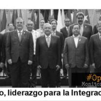 México, liderazgo para la Integración- La opinión de Miguel Pérez Pompa