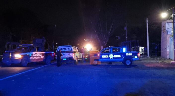 Dos sujetos tiran cadáver en La Rinconada y son detenidos por la policía