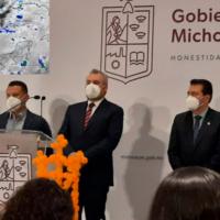 20 municipios en riesgo por el Huracán Rick, anuncia Gobierno de Michoacán