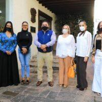 Diputadas del PRD Michoacán abandonan la bancada